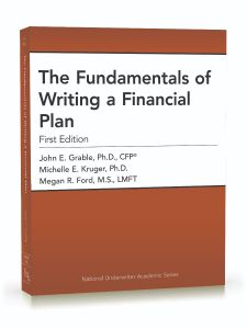 The Fundamentals of Writing a Financial Plan, First Edition