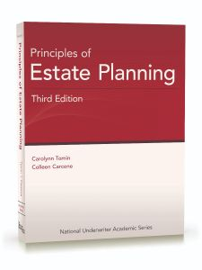 Principles of Estate Planning, 3rd Edition
