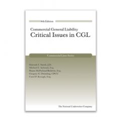 Critical Issues in CGL, 4th Edition