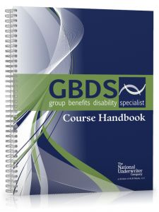 Group Benefits Disability Specialist Designation, 5th Edition