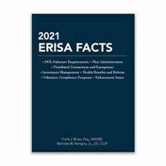 2021 ERISA Facts