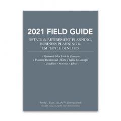 2021 Field Guide