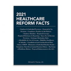 2021 Healthcare Reform Facts