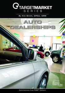 Target Market Series: Auto Dealerships