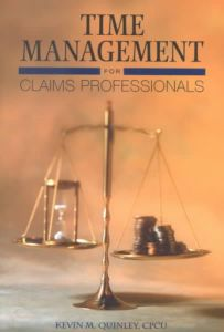 Time Management for Claims Professionals