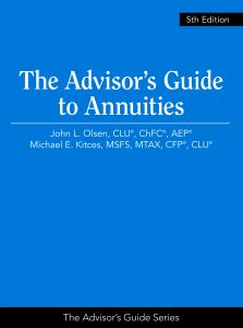 The Advisor's Guide to Annuities, 5th Edition