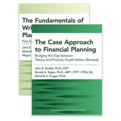 Comprehensive Financial Planning Bundle: The Fundamentals (revised) and The Case Approach (revised)