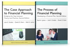 The Comprehensive Financial Planning Bundle: The Process and The Case Approach, 2nd Editions
