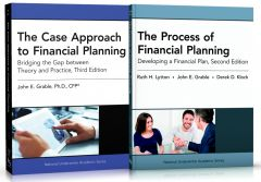 The Comprehensive Financial Planning Bundle: The Process and The Case Approach, 2nd & 3rd Edition