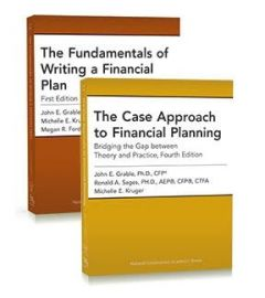 2019 Comprehensive Financial Planning Bundle: The Fundamentals of Writing and The Case Approach