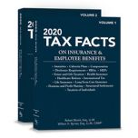 2020 Tax Facts on Insurance & Employee Benefits (Volumes 1 & 2)